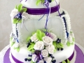 Maddie Grady- Hodge Wedding Cake