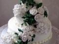 Sally & Frasers Wedding Cake