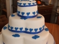 Tania's Wedding Cake