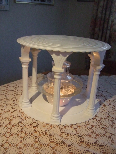 water fountain wedding cake stand various stands for hire cakes for all occassions 21679