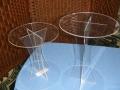Round Cake Stand set of 2