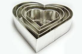 Heart Cake Tins