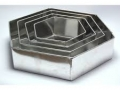 Hexagonal Cake Tins