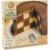 Wilton Checker Cake Tin-Round