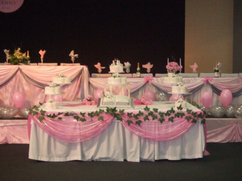 Zenny's 11 Tier Wedding Cake