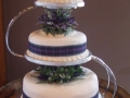Clare's 3 Tier Wedding Cake
