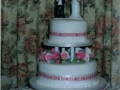 Shiolan's 3 Tier Wedding Cake
